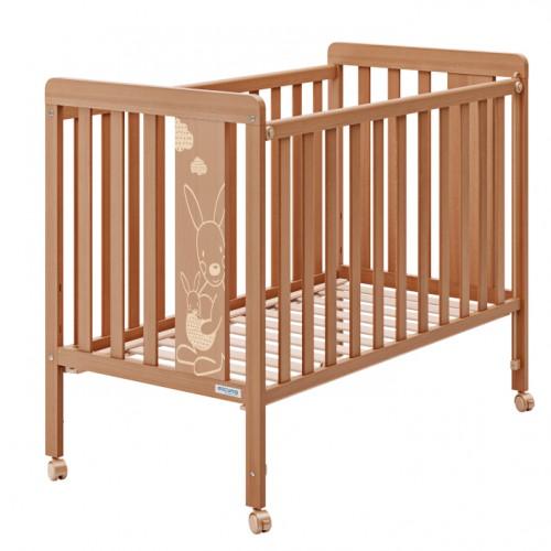 Кровать Kangaroo (Микуна Кенгуру) 120*60 вишня