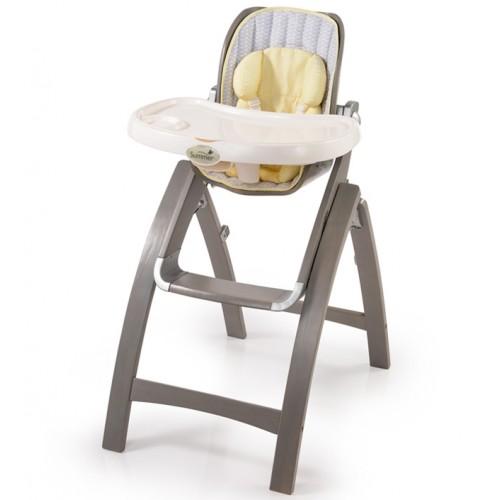Складной стульчик Bentwood (темное дерево) Summer Infant