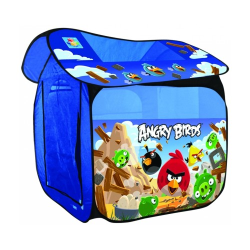 Angry Birds детская игровая палатка 88х90х100см 1TOY