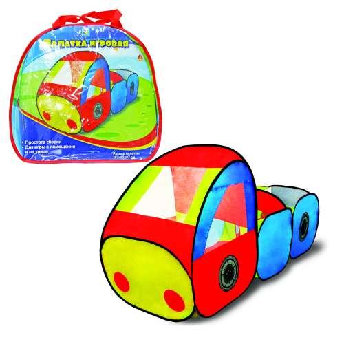 Детская игровая палатка-машинка 1TOY