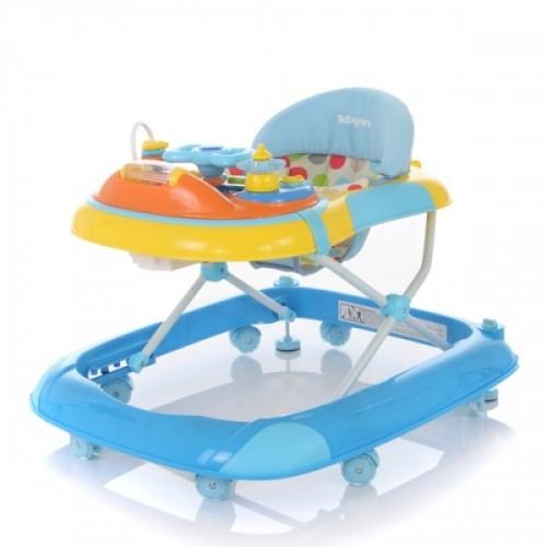 Ходунки Baby Care Step (Blue)