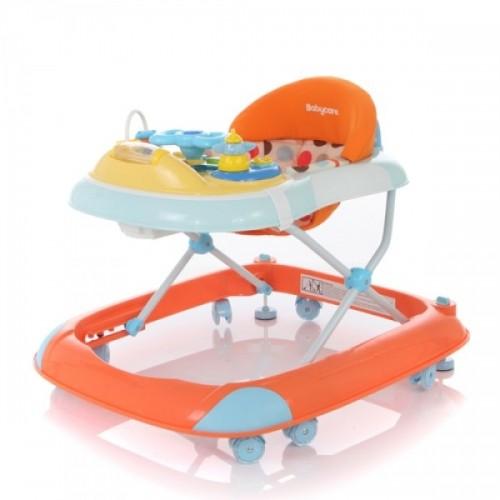Ходунки Baby Care Step (Orange)