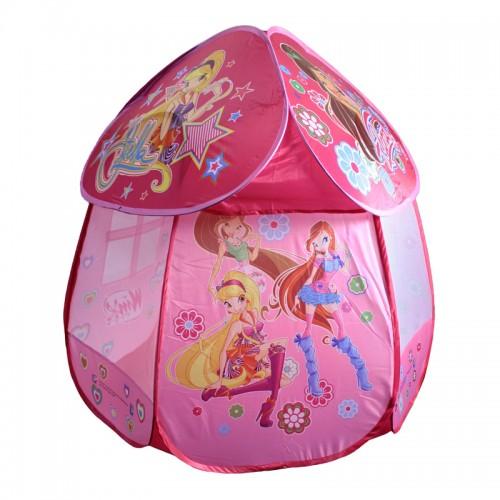 Winx детская игровая палатка в сумке 100х90х95см 1TOY