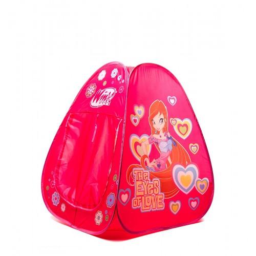 Winx детская игровая палатка в сумке 75х70х70см 1TOY