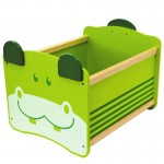 Ящик для хранения Бегемот(зелёный) I`m Toy