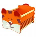 Ящик для хранения Тигр(оранжевый) I`m Toy