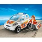 Береговая охрана: Машина первой помощи Playmobil (Плеймобил)