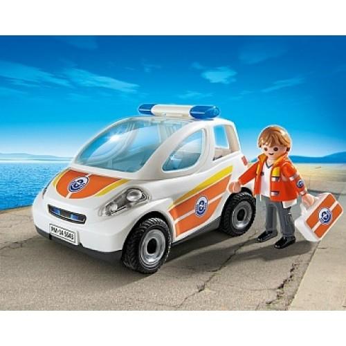 Береговая охрана: Машина первой помощи Playmobil 5543pm