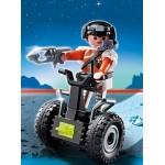 Дополнение: Топ агент на гоночной машине Playmobil (Плеймобил)