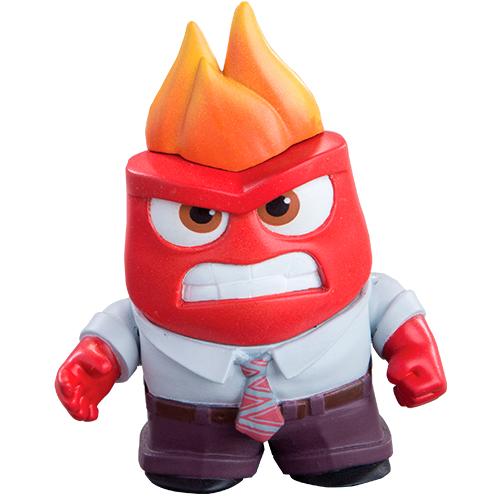Фигурка базовая, Гнев Inside Out Tomy