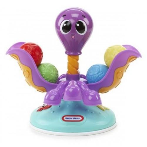 Игрушка развивающая Вращающийся осьминог Little Tikes