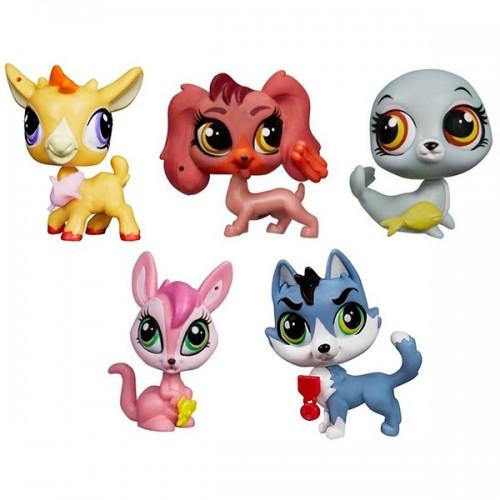 Игрушка Зверюшка (ассорт.) Littlest Pet Shop Hasbro