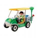 Каникулы: Машинка для обслуживания кемпинга Playmobil (Плеймобил)
