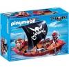 Пираты: Пиратский корабль Череп и кости Playmobil 5298pm