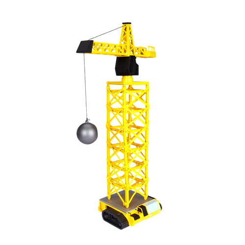 Power Construction Подъемный кран Jakks Pacific