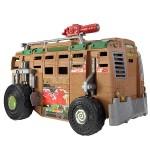 Транспортное средство Черепашки-ниндзя для путешествия по подземелью (без фигурок)