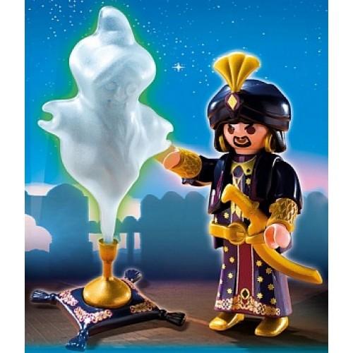 Волшебник и лампа Playmobil 5295pm