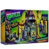 Большой Игровой набор Черепашки-ниндзя (без фигурок) Turtles 95010