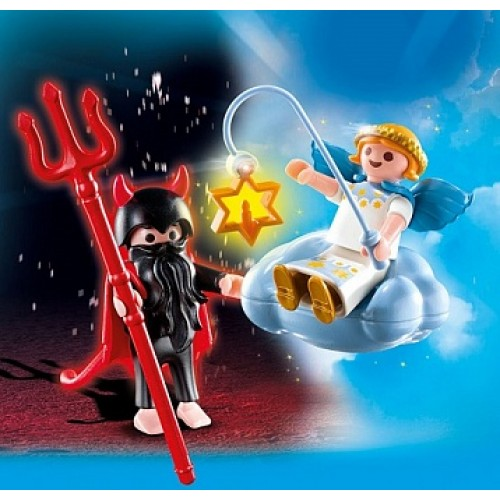 Дополнения: Ангел и Демон Playmobil 5411pm
