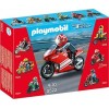 Коллекция мотоциклов: Супер мотоцикл Playmobil 5522pm