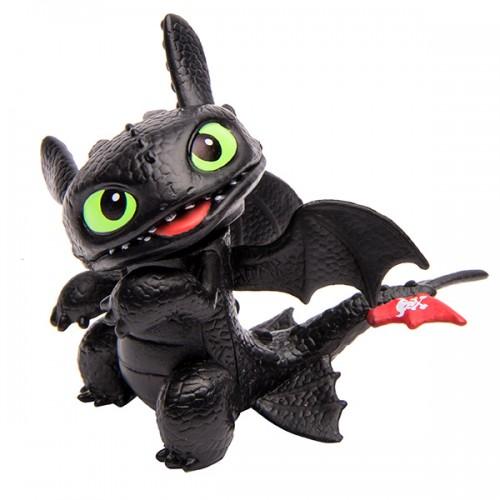 Маленькая фигурка дракона + подарок 4 дракона в яйце Spin Master