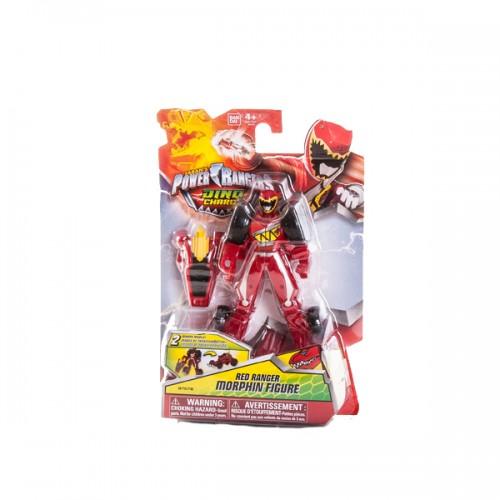 Могучие рейнджеры машинка-трансформер в асс Power Rangers Samurai Bandai (Бандай)