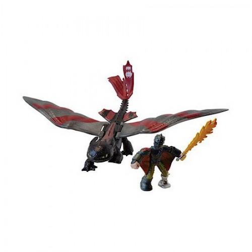 Набор дракон и всадник Spin Master