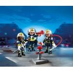 Пожарная служба: Команда пожарников Playmobil (Плеймобил)