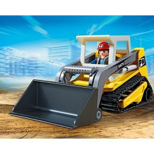 Стройка: Мини-экскаватор Playmobil 5471pm