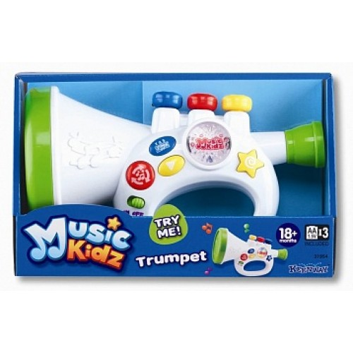 Труба, серия Music Kidz Keenway 31954