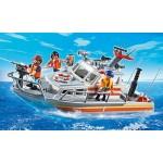 Береговая охрана: Спасательный крейсер Playmobil (Плеймобил)