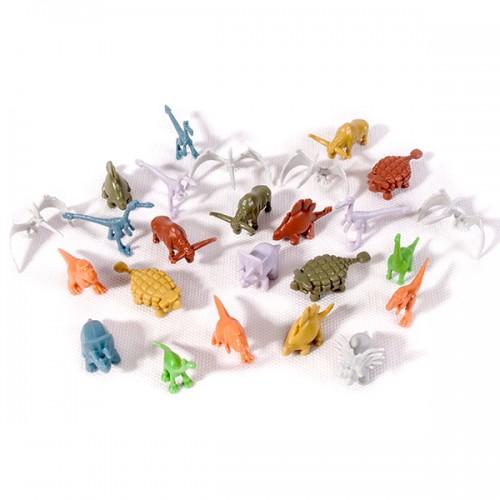 Герои мультфильма Good Dinosaur Хороший динозавр, 25 фигурок в тубе Tomy