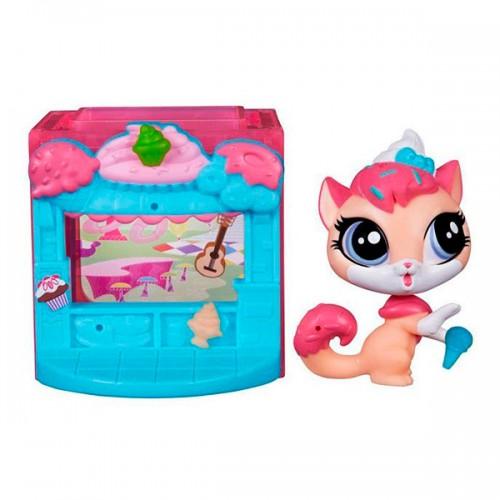 Игровой тематический набор в Littlest Pet Shop Hasbro