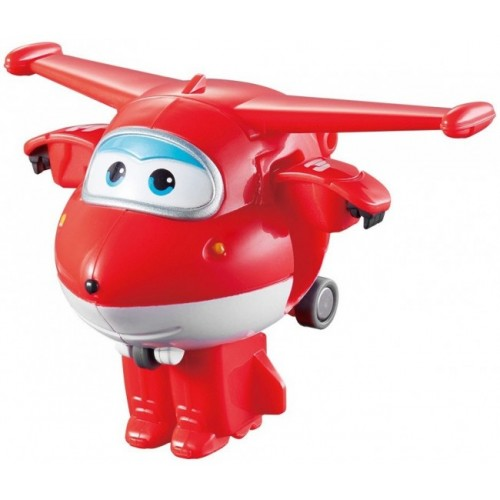 Мини-трансформер Джетт, Супер Крылья (Super Wings)