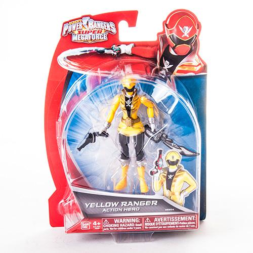 Могучие рейнджеры Фигурка 12 см в ассортименте Power Rangers Samurai Bandai (Бандай)