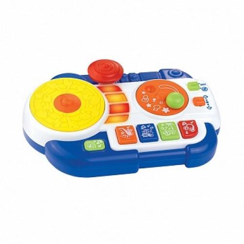 Музыкальная игрушка Диджейский пульт Hap-p-Kid 4222T