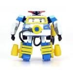 Поли трансформер 10 см + костюм водолаза Робокар Поли (Robocar Poli)