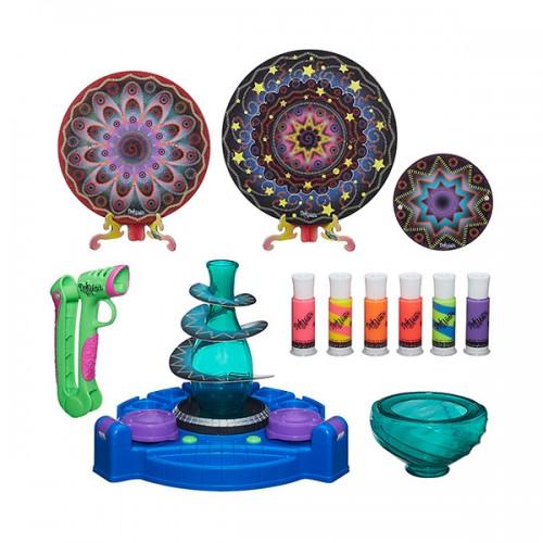 Doh Vinchi Набор для творчества «Студия дизайна с подсветкой» Play Doh (Плей До)