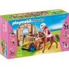 Конный клуб: Гоночная лошадка и загон Playmobil 5518pm