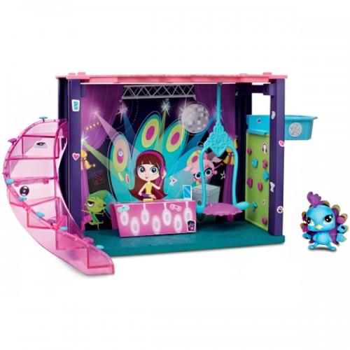 Модный танцевальный клуб Littlest Pet Shop Hasbro