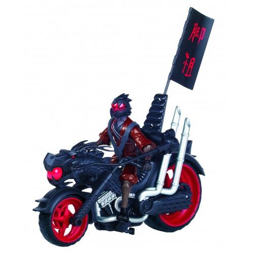Мотоцикл Черепашки-ниндзя с фигуркой Turtles 94003