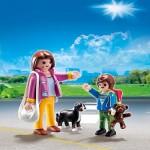 Особняки: Набор Мама и школьник Playmobil (Плеймобил)