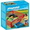 Ветеринарная клиника: Загон для черепах Playmobil 5534pm