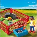 Ветеринарная клиника: Загон для черепах Playmobil (Плеймобил)