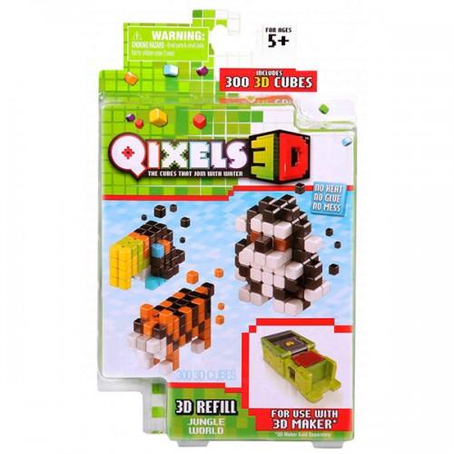 """3D Дополнительные наборы для """"3D Принтера"""" Qixels"""