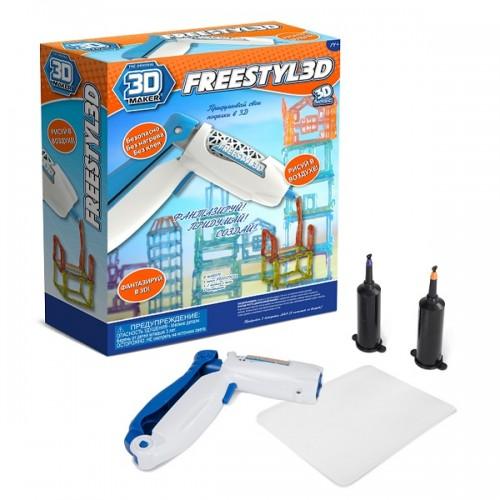 3D-ручка для создания объемных моделей FreestylE 3D