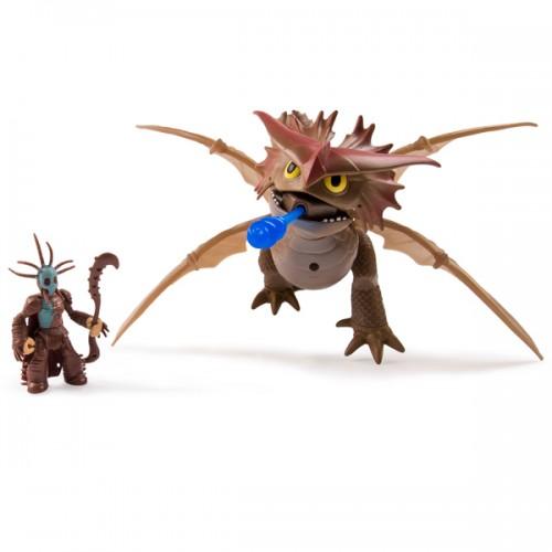 Большой дракон и всадник Spin Master