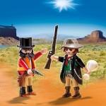 Дикий запад: Набор Шериф и бандит Playmobil (Плеймобил)