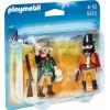Дикий запад: Набор Шериф и бандит Playmobil 5512pm