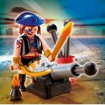Дополнение: Пират с пушкой Playmobil (Плеймобил)